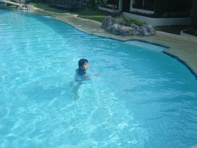 セブ島家族旅行③ | 自宅エステサロンオーナーの休暇の過ごし方