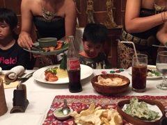 バリ島旅行:アヨディアレストラン | 自宅サロンオーナーありがとうの感謝日記